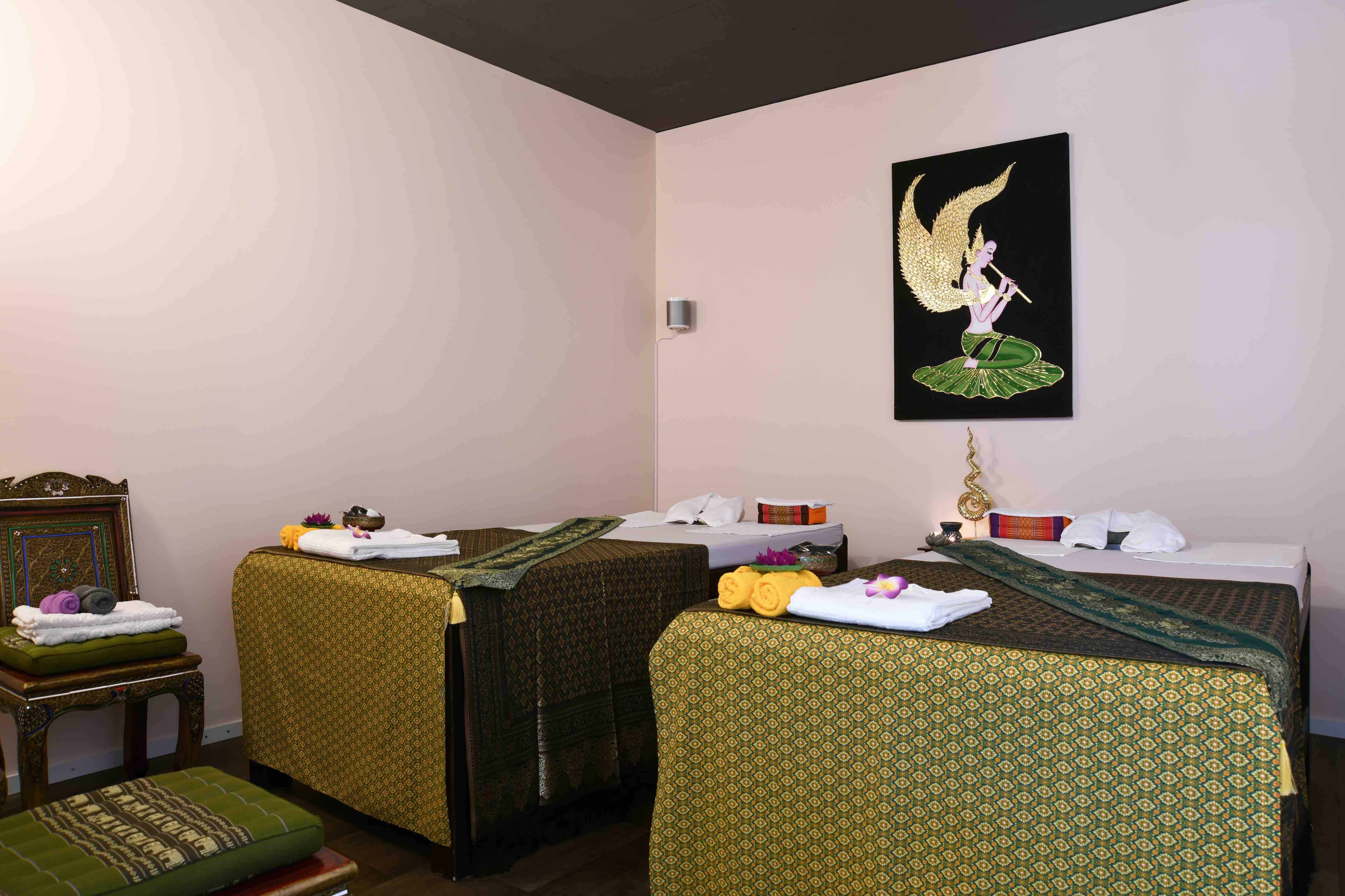 Raum 3 - Thaimassage